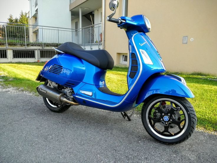 GTS 300 mit 13 Zoll - Galerie - Vespa-Forum.at