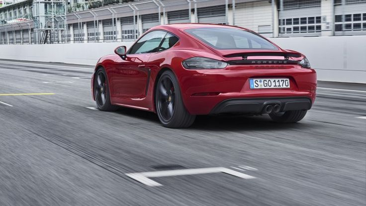 Porsche Ups Its Mid-Engine Game with New Boxster GTS and 718 Cayman Models