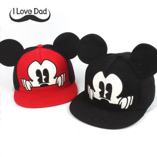 Toddler Baby Boys Girls Hat Kids Baseball Cap Sun Hats Adjustable Snapback Caps