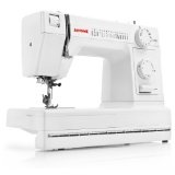 Janome HD1000 Heavy-Duty Sewing Machine with 14 Built-In Stitches (Kitchen)By Janome