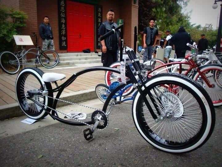 Bike pvrcustoms
