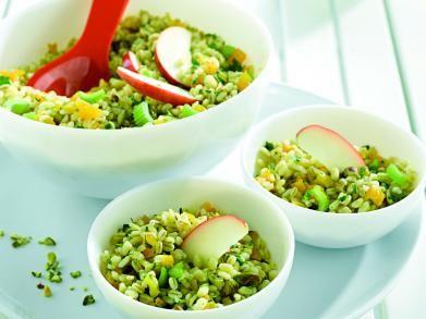 Salade van tarwe en abrikoos (Libelle Lekker!)