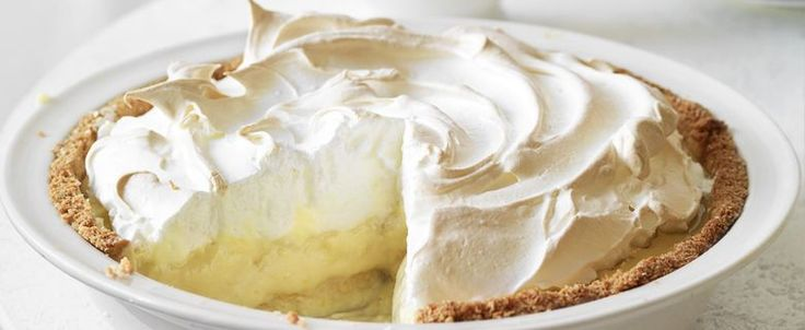 Lemon Meringue Pie recipe, brought to you by MiNDFOOD