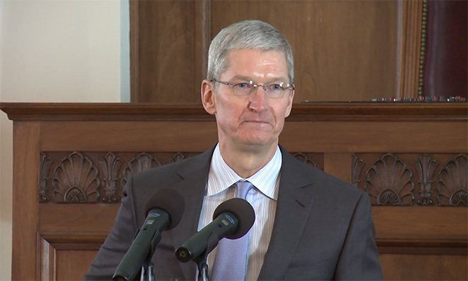 Feb 19 House committee invites Apple CEO Tim Cook, FBI Director James Comey to discuss encryption