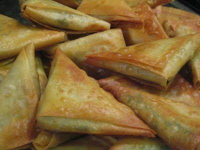 Syrian Foodie in London: Ramadan Special: Sambousek