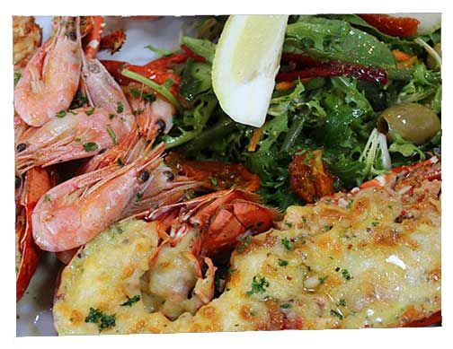 LOBSTER THERMIDOR SAUCE - Hand made by Chef Adam