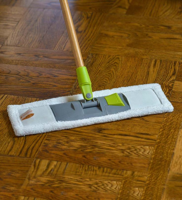 Full Circle Mighty Mop 2 In 1 Wet Dry Microfiber Mop