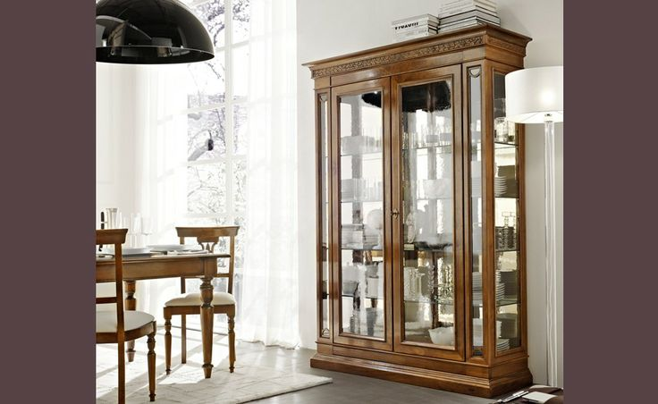 Bianca   Cu0027era Una Volta | Classic Collections Le Fablier | Measures In Cm  (LxDxH) 140x54x203 | Structure In Solid Walnut | Pinterest | Display  Cabinets, ...