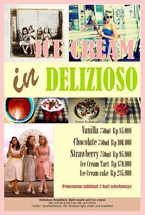 Our Weekend Special Ice Cream  Cafedelizioso.com