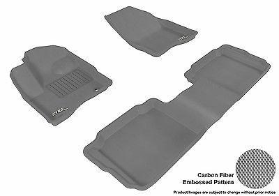 3d Maxpider L1fr01801501 3d Maxpider Floor Mat Fits 10-17 Taurus #car #truck #parts #interior #floor #mats #carpets #l1fr01801501