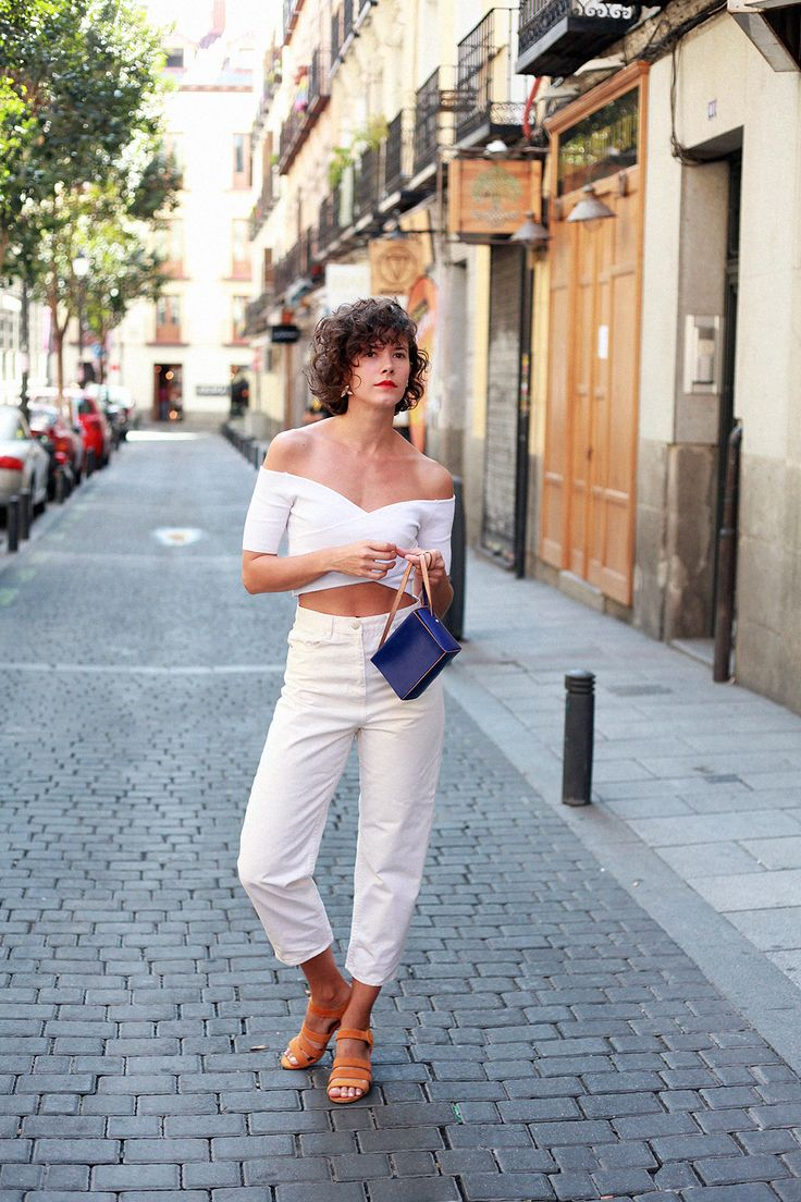 Look of the day: White! LOOKS - Checosa