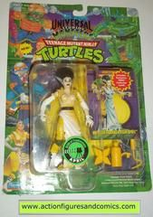 teenage mutant ninja turtles APRIL O'NEIL bride of frankenstein 1994 vintage playmates toys mib moc mip tmnt