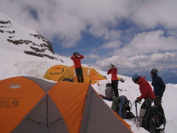 Escalando o Monte Rainier - - Viajoteca – Blog de Viagens