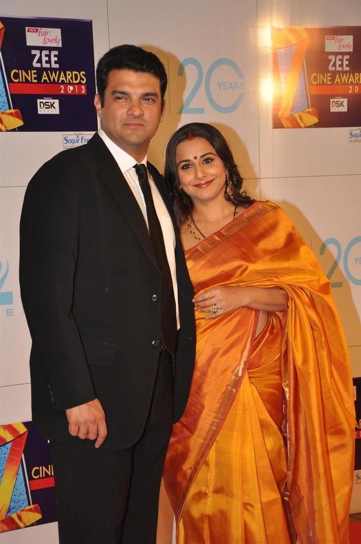 Vidya Balan  at Zee Cine Awards 2013.