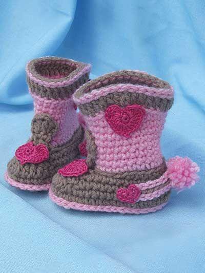 Crochet Baby Cowgirl Pattern : 25+ best Crochet Cowboy Boots trending ideas on Pinterest ...