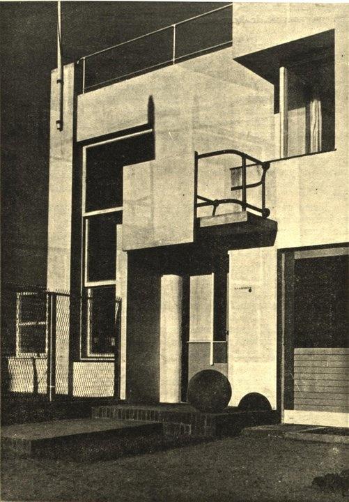 264 besten modern architecture 1930s bilder auf pinterest for Architektur 1929