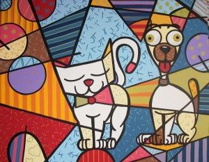 cuadros-romero-britto-art-pop-15x20-mas-baratoimposible-14694-MLA20088363460_042014-F