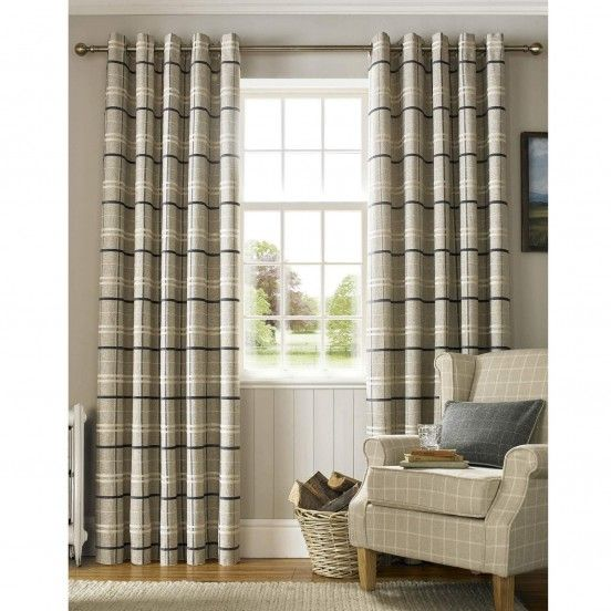 17 best ideas about Contemporary Eyelet Curtains on Pinterest ...