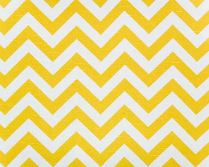 1m Premier Prints Fabric - Zig Zag Corn Yellow / Slub PER METRE chevron curtain | eBay