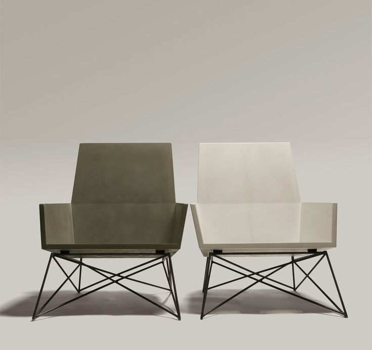 Hard Goods | Objects for living in concrete, wood & steel | The Modern Muskoka outdoor chair