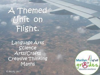 A Themed Unit about Flight.