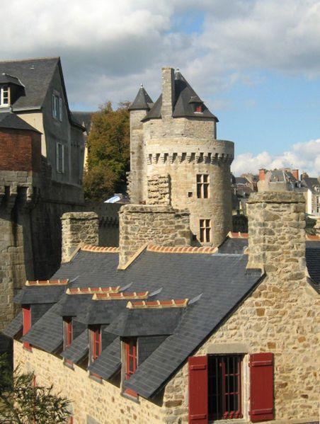 Découverte touristique de Vannes Morbihan Bretagne