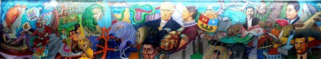Política y Sociedad: Poder Legislativo / Gobierno del Estado dona mural...