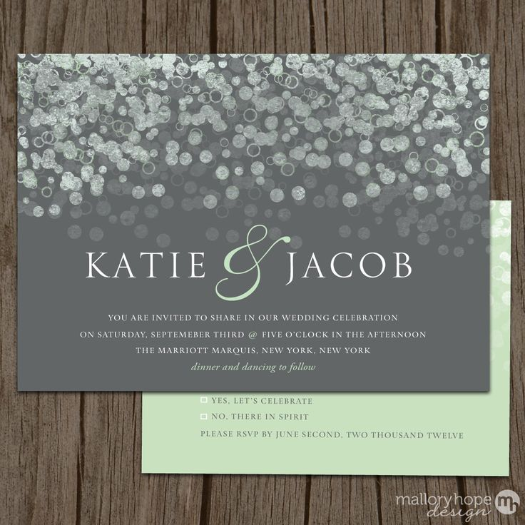 51 best wedding invitations images on Pinterest Marriage