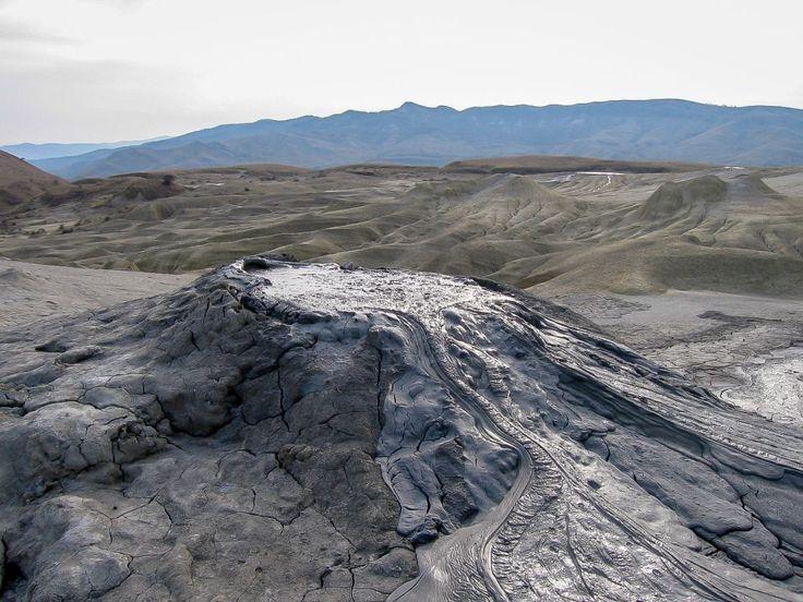 Berca Mud Volcano