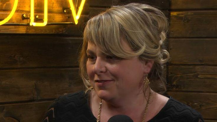 Christine Jensen- Backstage At The 2014 JUNO Awards