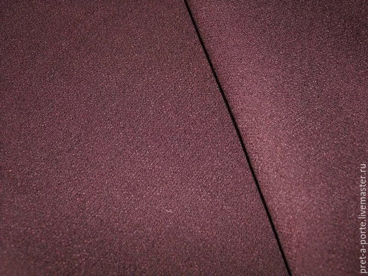 Купить D&G шерсть креп стрейч пальтовая , Италия - разноцветный, итальянские ткани, ткани для шитья