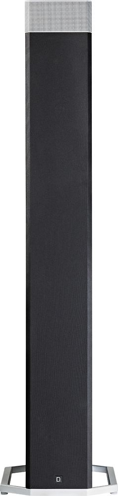 "Definitive Technology - High-Performance 12"" 3-way Tower Speaker (Each) - Black"