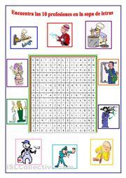 39 best espanol sopa de letras images on pinterest alphabet soup crossword puzzles and. Black Bedroom Furniture Sets. Home Design Ideas
