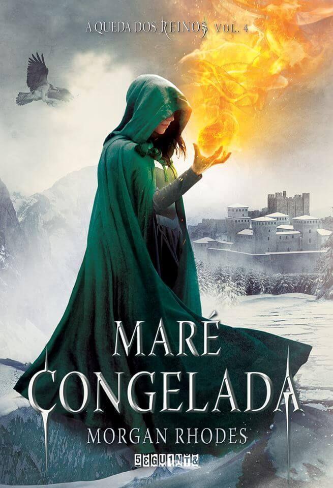 "4º livro da Saga ""A Queda dos Reinos"" sairá o Brasil – Título: Maré Congelada"