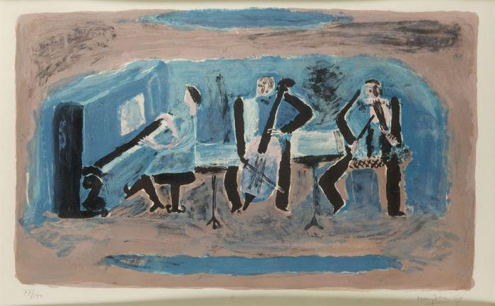 Henryk Hayden - Trio, 1969 r.