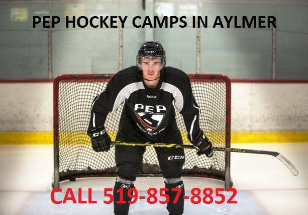 #TrainLikeConnor #PEPAylmer #AylmerON #PEPHockeyTraining
