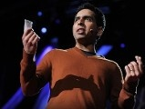 "TED Talk by Salman Khan -     ""Salman Khan talks about how and why he created the remarkable Khan Academy, a carefully structured series of educational videos offering complete curricula in math and, now, other subjects."""