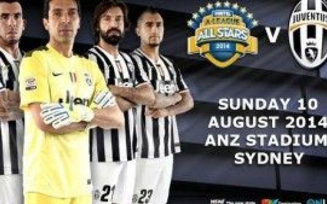 VIDEO Originale - A-League All Stars – Juventus : 2-3 #juventusvideo