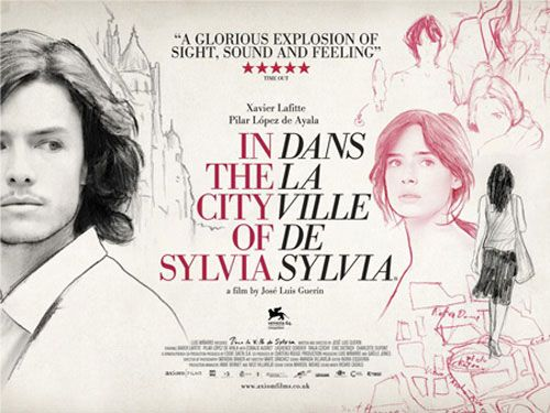 "Movie Poster of the Week: ""In the City of Sylvia"" on Notebook 