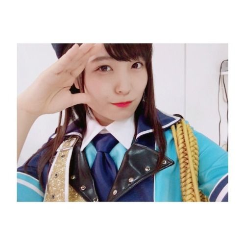 撮影Part5  今回は警察官風衣装  #撮影 #警察官 #風 #ポリス... #Team8 #AKB48 #Instagram #InstaUpdate