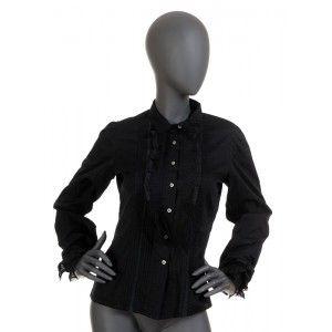 Ralph Lauren - women black shirt