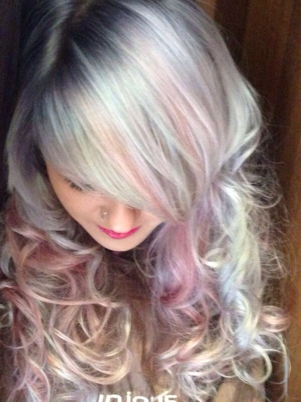 Pastel Hair Color Demi Permanent Toners Touch By Wella