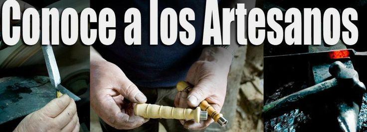 Cuchillos Artesanales, Cuchillos de caza, Navajas de Taramundi, Artesanía de Asturias
