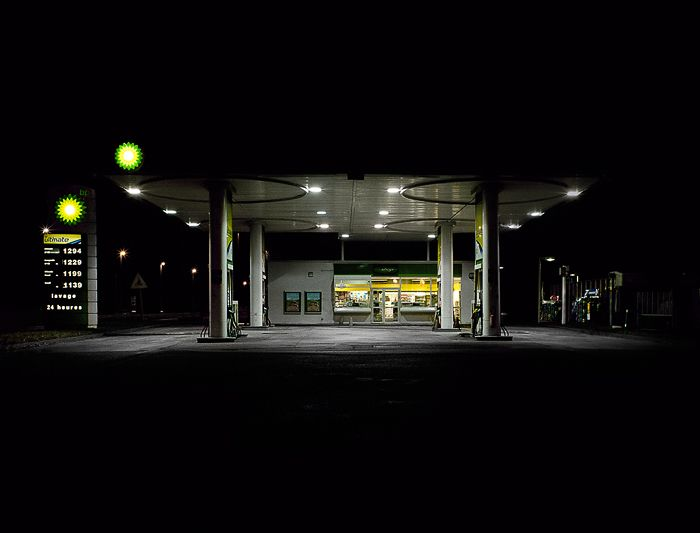 Station essence : Maxence Boulart Cardon