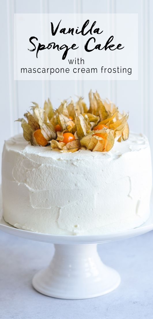 ... Cake Recipes on Pinterest | Cream cake, Carrot cakes and Tea cakes