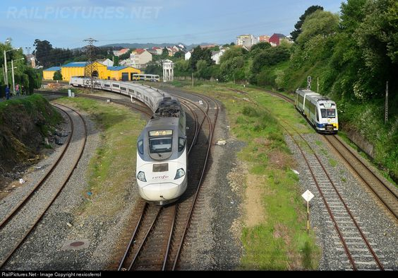 RailPictures.Net Photo: 730.011 Renfe Operadora Alvia 730 at Ferrol, Spain by nexiosferrol: