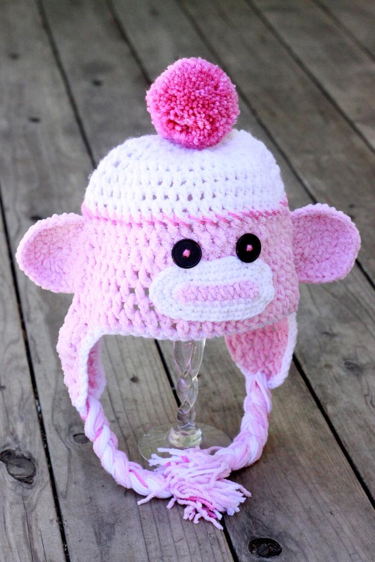 47 best Crochet sock monkey stuff images on Pinterest | Crochet sock ...