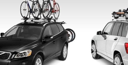 THULE Bike Carriers (ชุดจับจักรยาน)  #fb