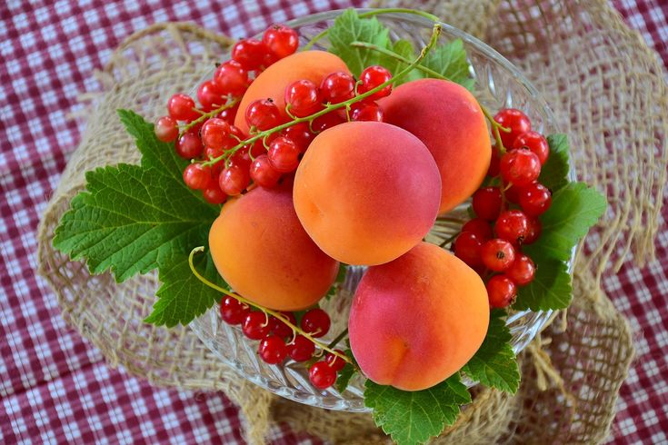 Apricots, Currants, Fruit, Stone Fruit, Sweet