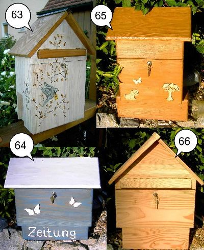 11 best briefkasten images on pinterest ideas mail boxes and post box. Black Bedroom Furniture Sets. Home Design Ideas